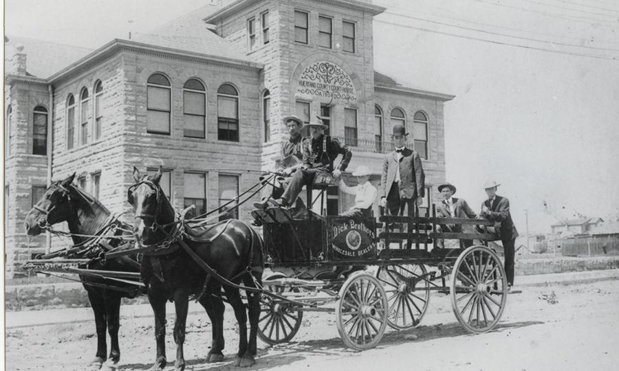 Benvenuti a Rouse 1906